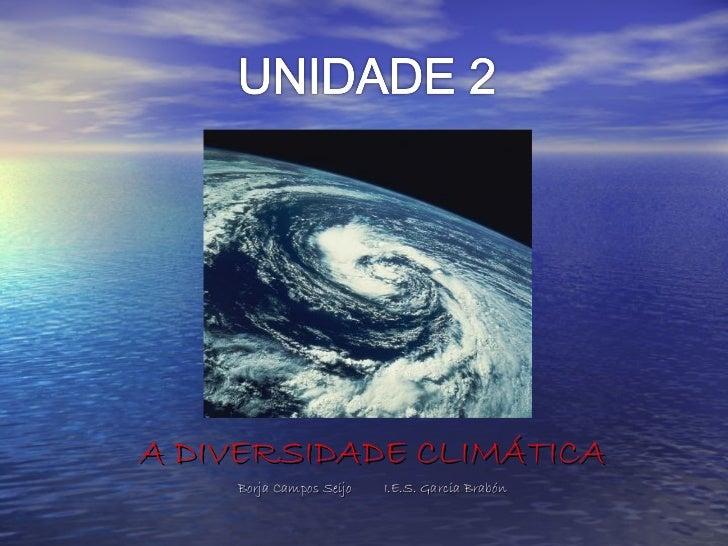 Unidade 2 climas