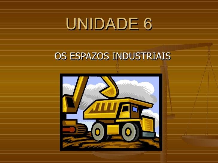 Unidade 6 Industria Mac