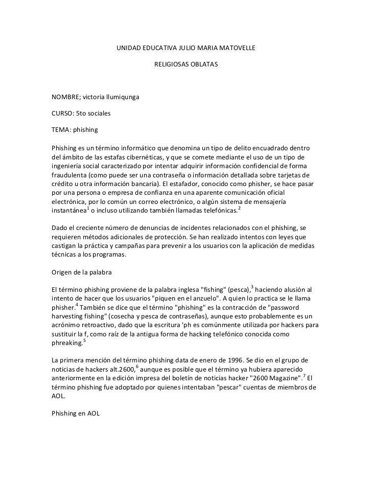 UNIDAD EDUCATIVA JULIO MARIA MATOVELLE                                  RELIGIOSAS OBLATASNOMBRE; victoria llumiqungaCURSO...