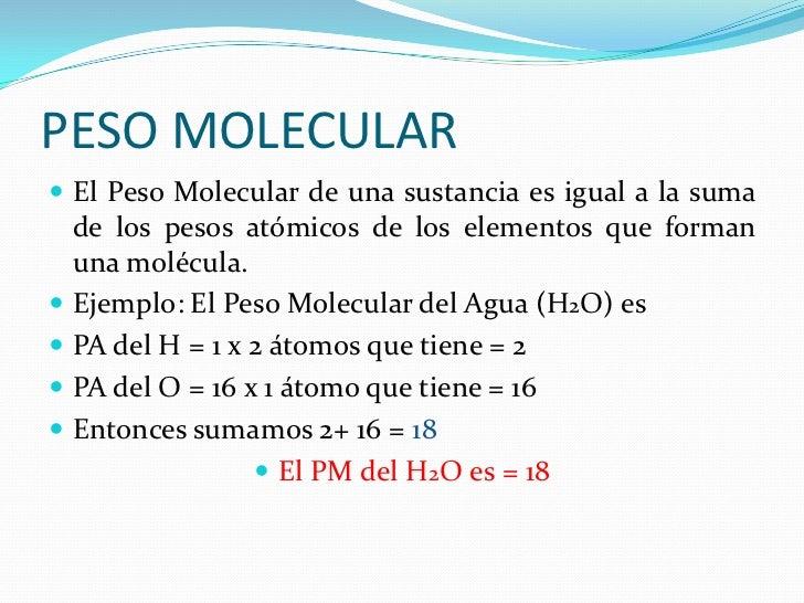 Unidades qu micas for Que significa molecula