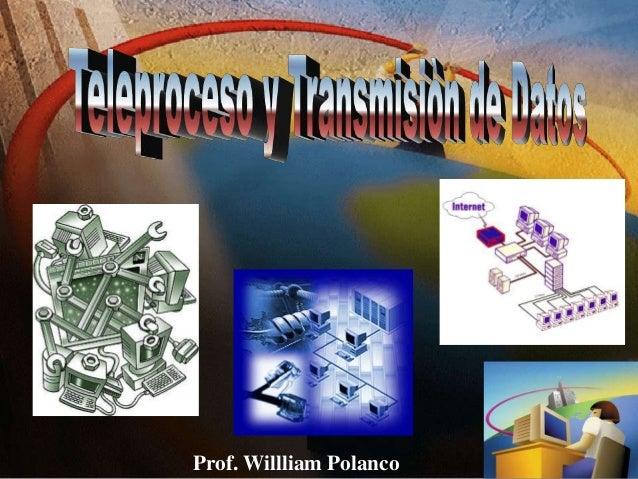 Prof. Willliam Polanco