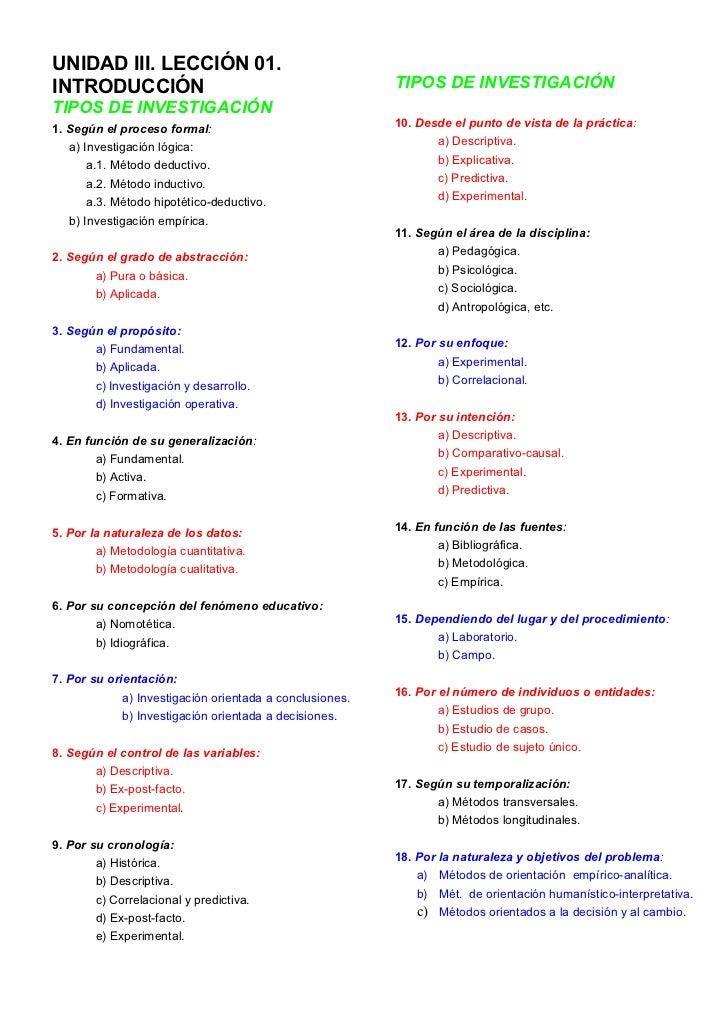 Unidad iii  leccion 01 introduccion
