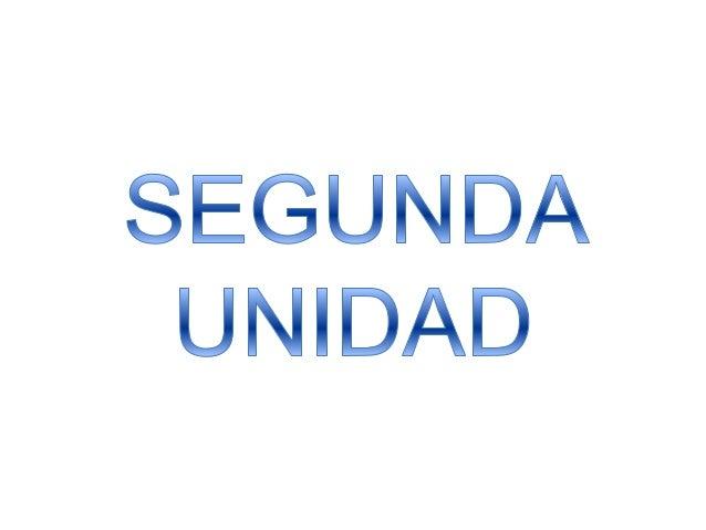 DIAPOSITIVAS UNIDAD II: MEDIDAS, INDICES, INDICADORES
