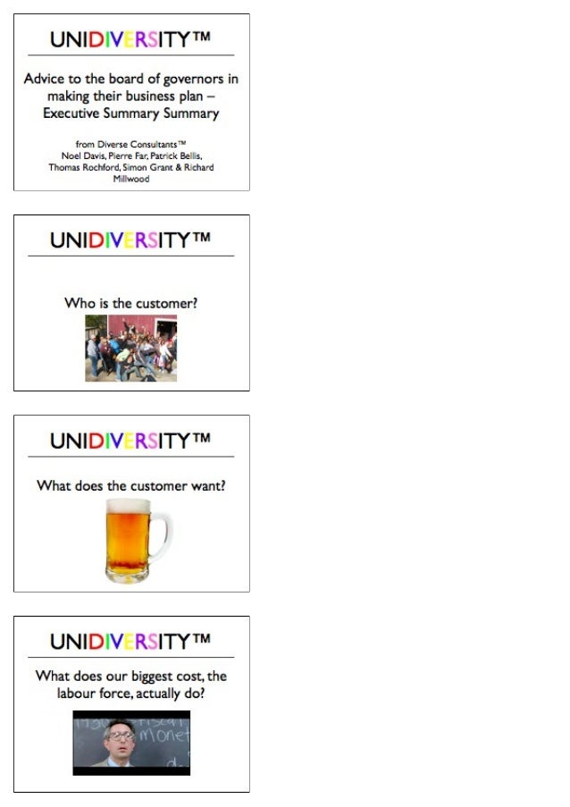 Unidiversity