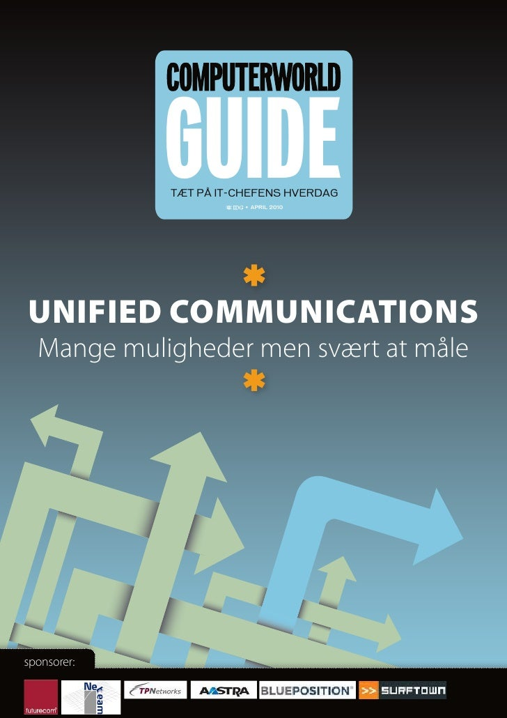Unified Communications - Gevinster og udfordringer