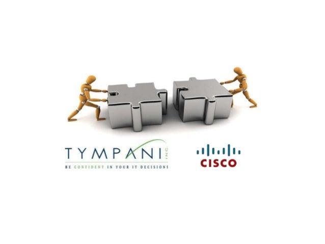 Tympani   Cisco Unified Communications Symposium June 6th