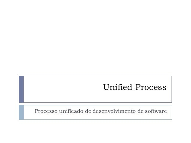 04 Unified process