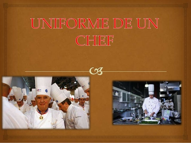   La Filipina del chef, es doble para que pueda ser invertida con facilidad y así ocultar las manchas que aparezcan dura...