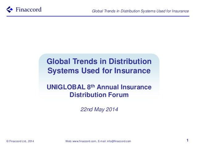 Finaccord Uniglobal presentation, 22-05-14