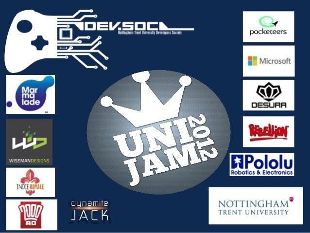 Inter University Game Jam 2012