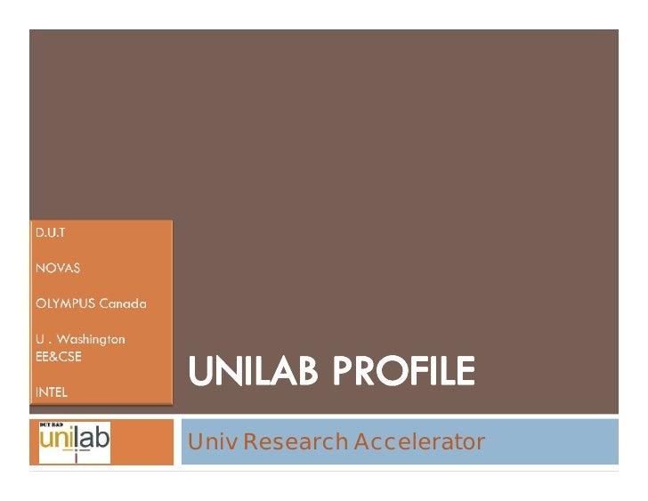 Unilab Da Nang Profile
