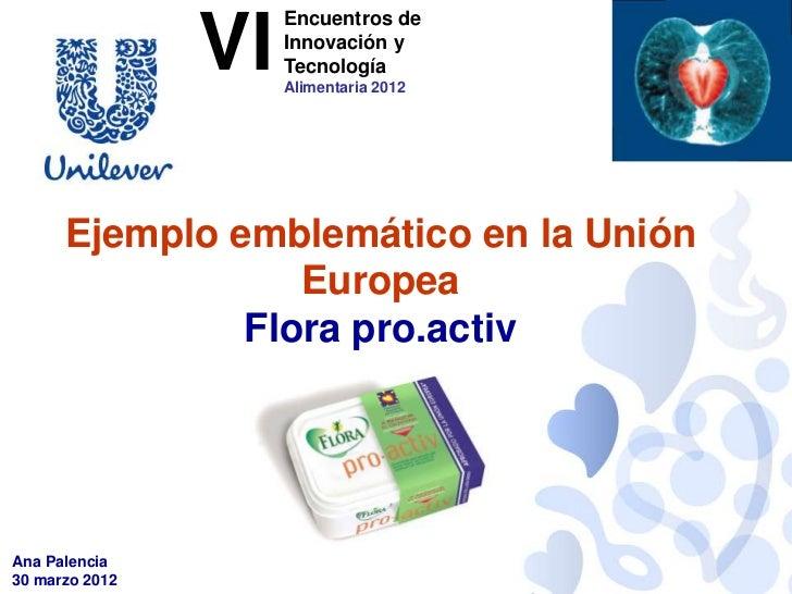 Unilever ana palencia