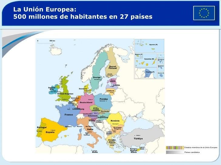 Unión Europea 6º
