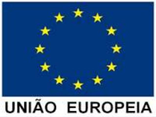  A origem da União Europeia As raízes históricas da União Europeia residem na Segunda Guerra Mundial. A ideia de integraç...