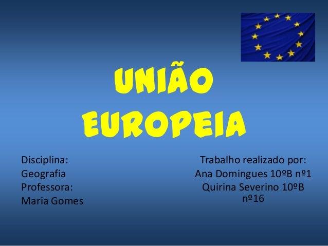 União europeia1