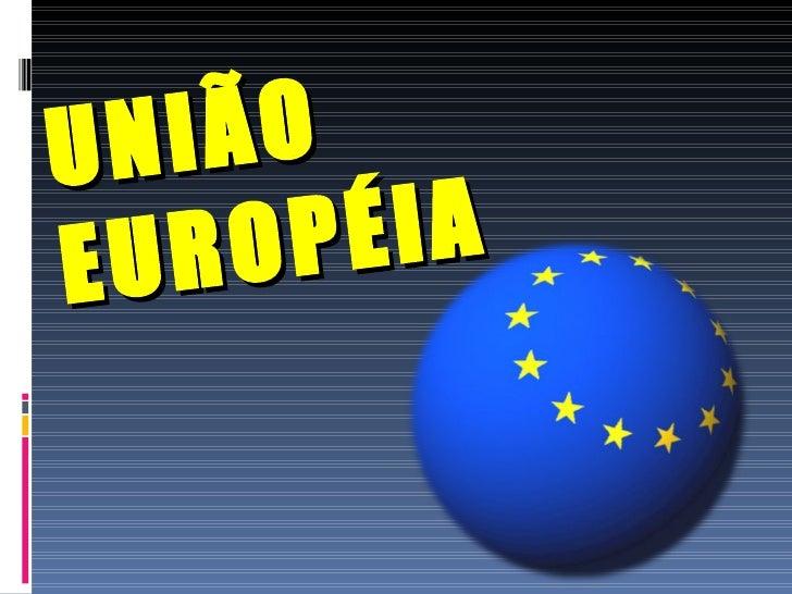 União  EuropéIa  2010
