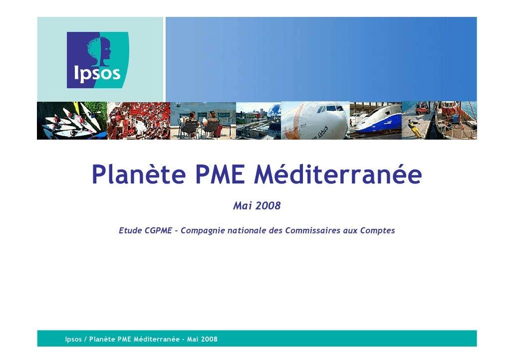 Union pour la Méditerranée, les PME avancent leurs pions