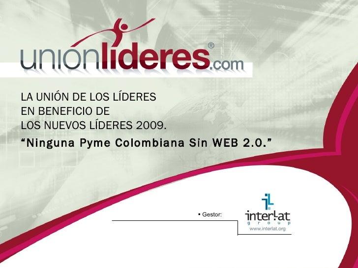 Unionlideres.com Pymes Presentacion Camara Comercio Villavicencio