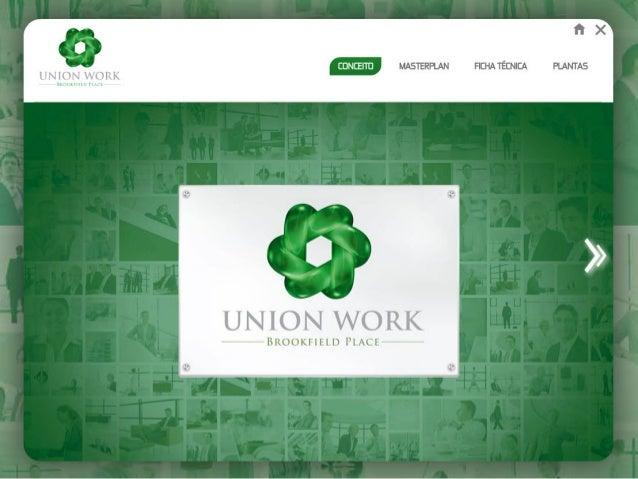 Union Square Brookfield Place - WORK - Vendas (21) 3021-0040 - ImobiliariadoRio.com.br