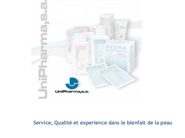 Service, Qualité et experience dans le bienfait de la peau