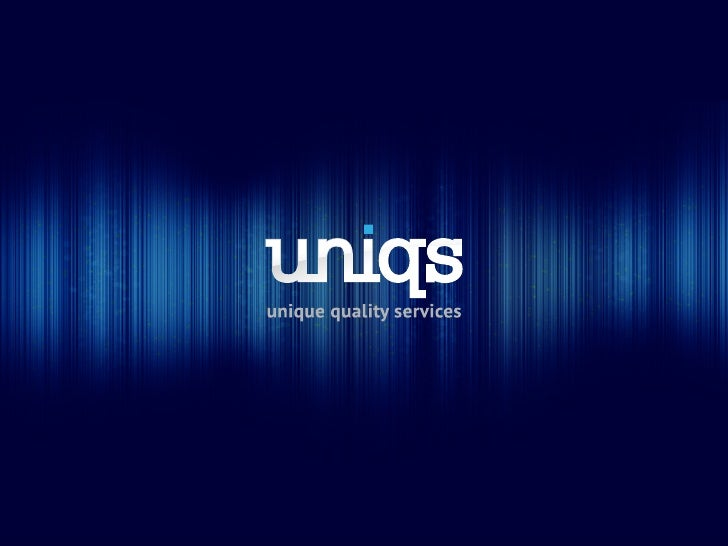 Uniqs Institucional