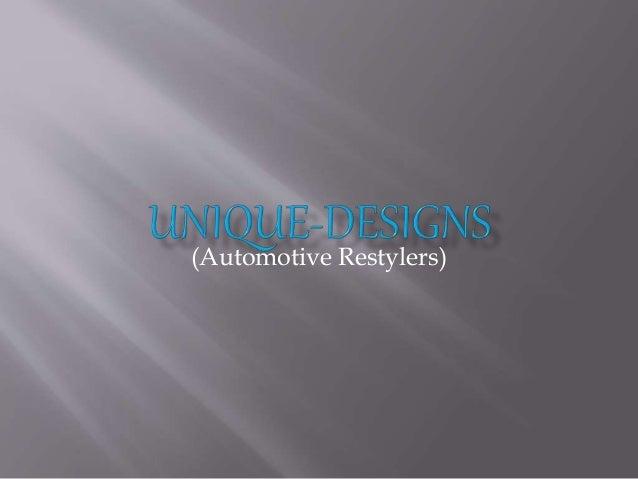 (Automotive Restylers)
