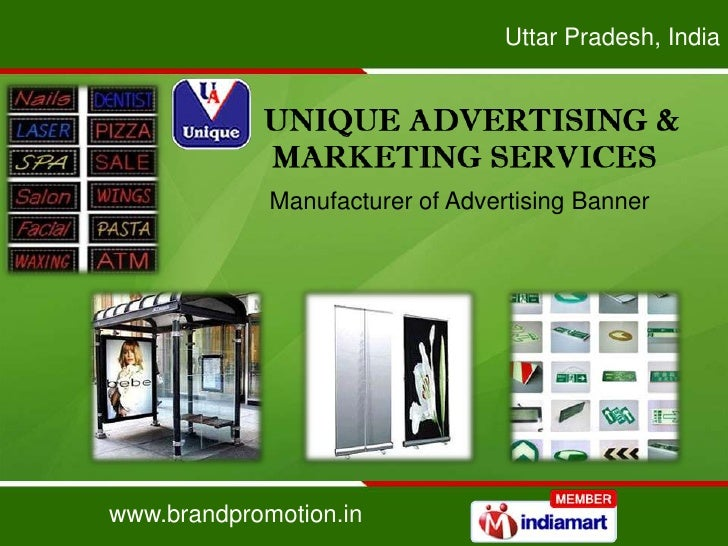 Uttar Pradesh, India<br />Manufacturer of Advertising Banner<br />
