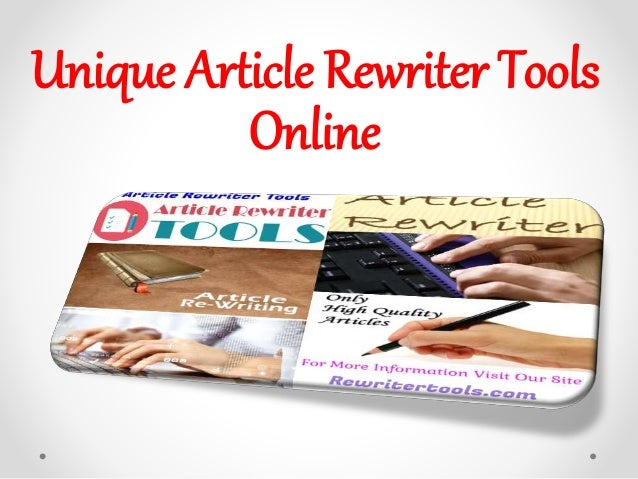 Buy article rewriter