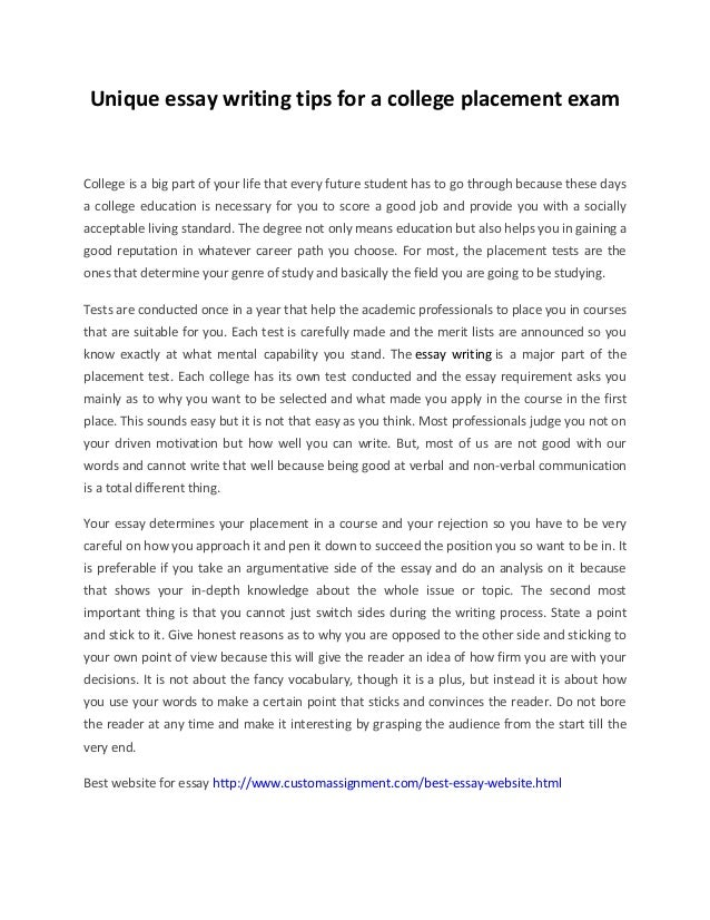 best essay to write for a college essay How to write a good college essay the essay can be one of the most daunting aspects of a college application you have the grades, the test scores, but now you have to put yourself down on paper.