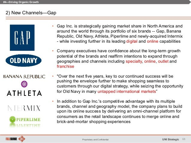 gap inc business corporate strategy Business strategy news articles for ceos, corporate executives, and decision makers who influence international business management corporate strategy, competition, marketing strategies, and leadership.
