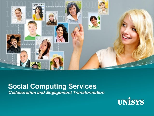 Social Computing ServicesCollaboration and Engagement Transformation