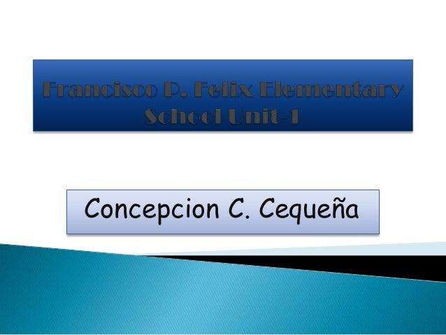Concepcion C. Cequeña