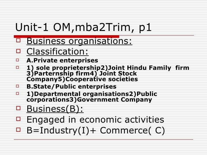 Unit 1 O Mba Tri,Ps1 4