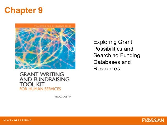 Chapter 9 Exploring Grant Possibilities and Searching Funding Databases and Resources