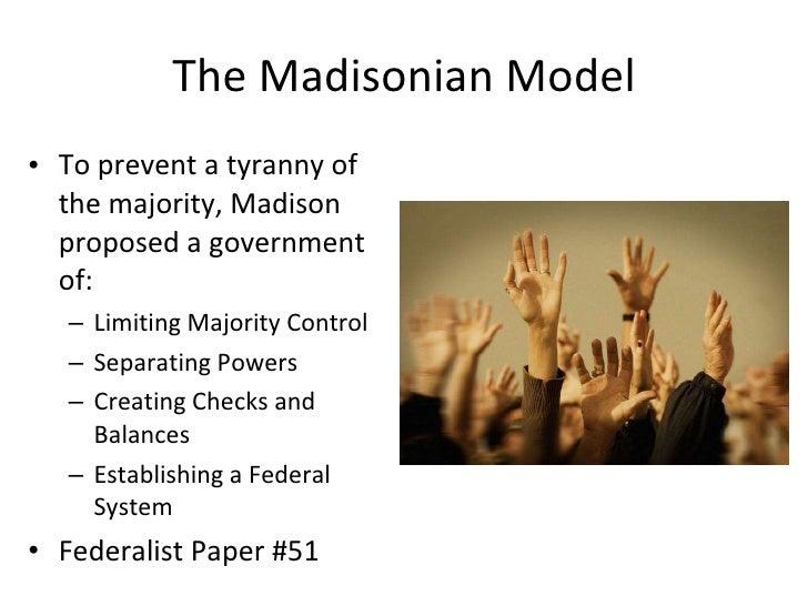 James Madison Essay