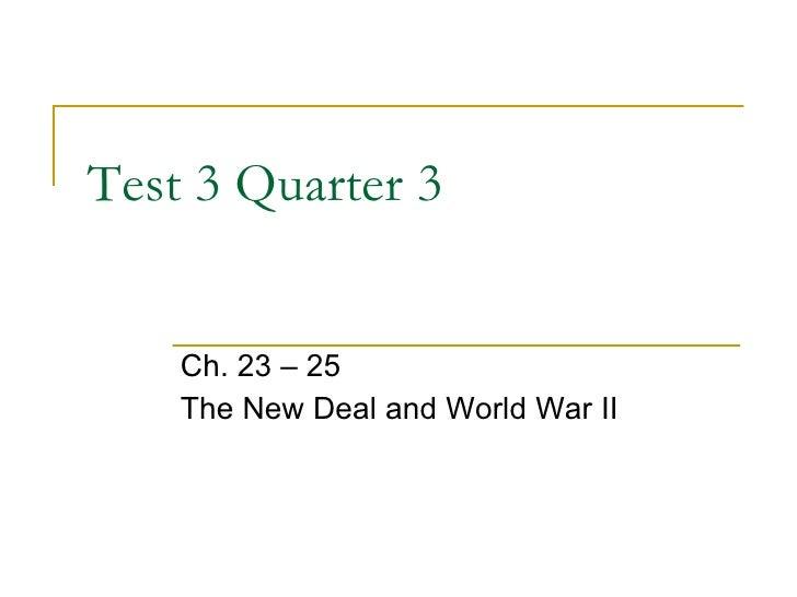 Unit 8 (23 25)Teacher