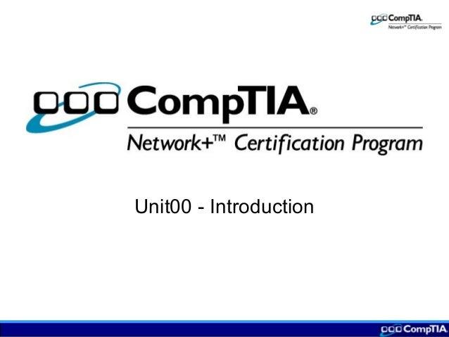 Unit00 - Introduction
