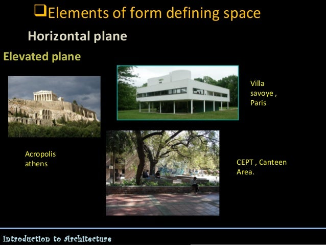 Free architecture ebook introduction to architecture for Definition of form and space in architecture