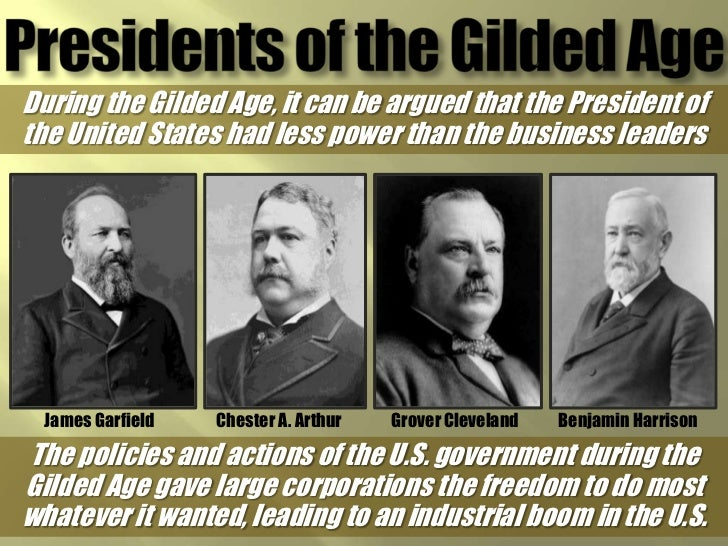 3 The Gilded Age