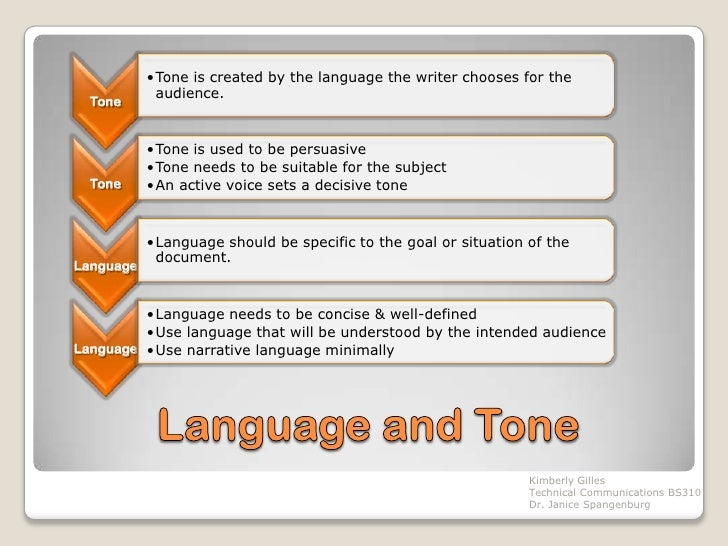 Technical writing powerpoint
