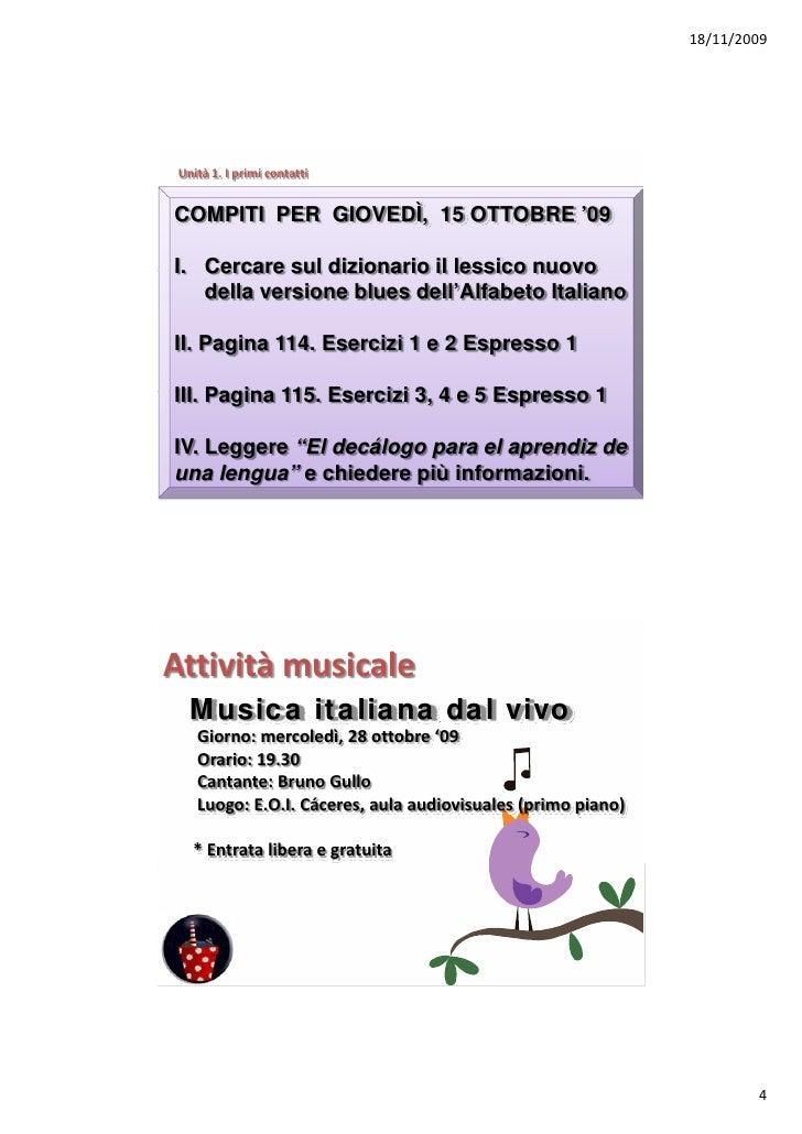 Alfabeto Italiano Pronuncia Dell 39 Alfabeto Italiano ii