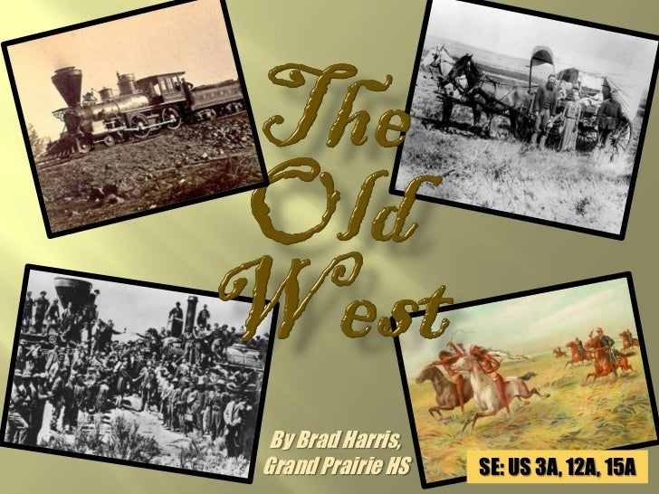 Unit 1 powerpoint #2 (the gilded age   the old west)