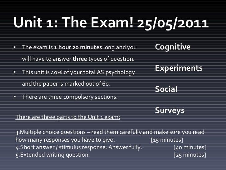 Unit1 revision