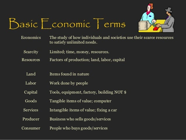 [ARCHIVED CONTENT] Glossary of economic terms - ONS