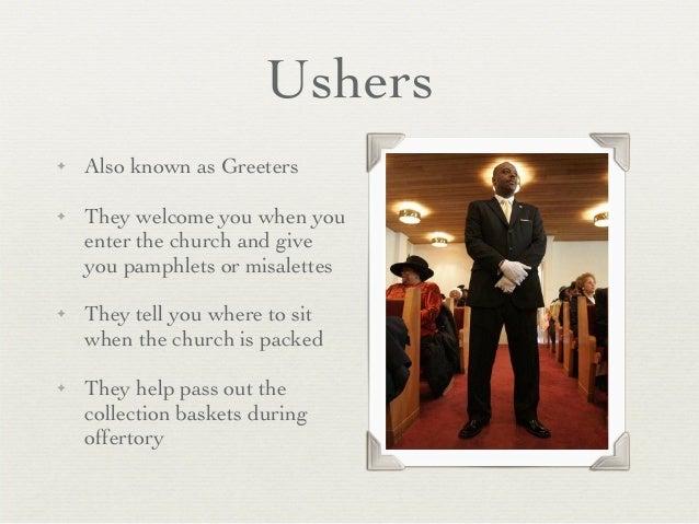 Church Ushers Anniversary Just B Cause