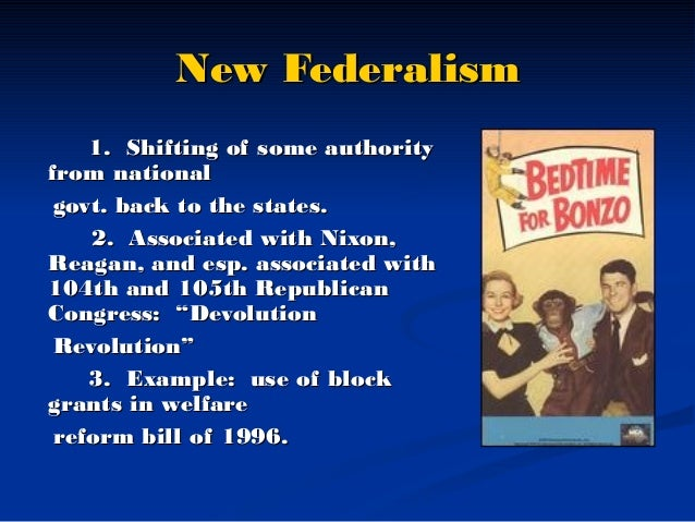 Marble Cake Federalism Importance