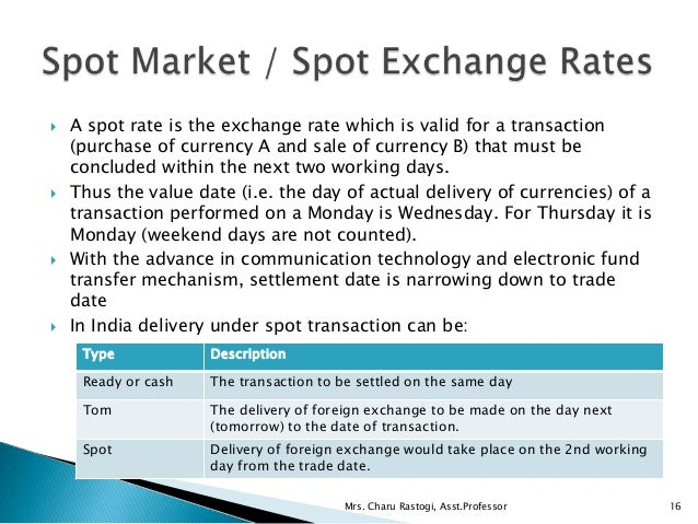 forward currency exchange market Chapter 4 forward currency market study play foreign exchange risk the risk that the value of a future receipt or obligation will change due to a change in  forward exchange market a market for contracts that ensure the future delivery of a foreign currency at a.