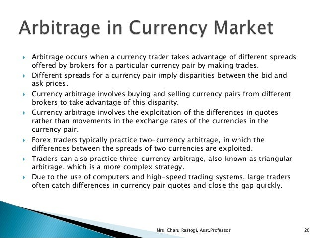 foreign exchange quotation