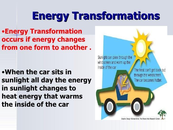 Energy transfer worksheets middle school