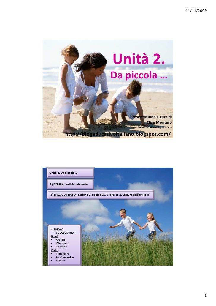 Unità 2 Nb2